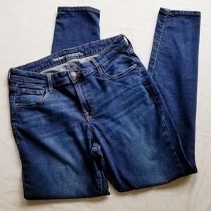 Old Navy Rockstar Jeans size 12